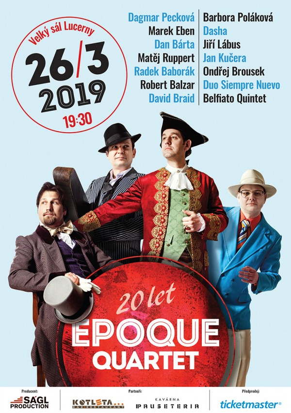 20 Years of Epoque Quartet